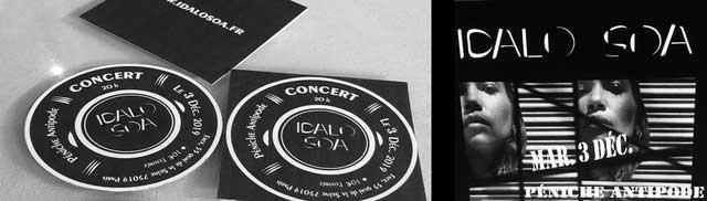 Concert Idalo Soa